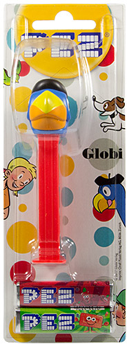 PEZ - Card MOC -Miscellaneous - Globi