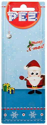 PEZ - Card MOC -Christmas - Christmas Tree