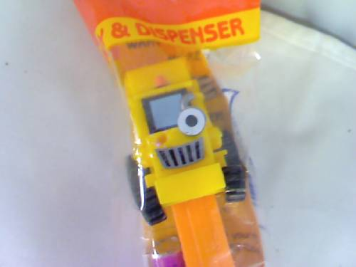 PEZ - Animated Movies and Series - Bob the Builder - Scoop
