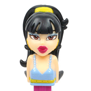 PEZ - Animated Movies and Series - Bratz - Jade