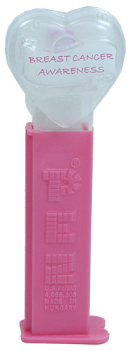 PEZ - Charity - Breast Cancer Awareness