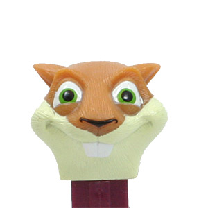 PEZ - Dreamworks Movies - Over the Hedge - Hammy the Squirrel