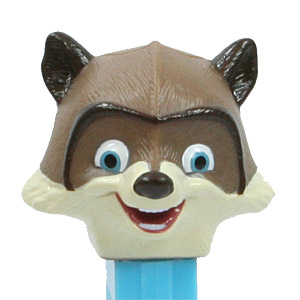 PEZ - Dreamworks Movies - Over the Hedge - RJ the Raccoon