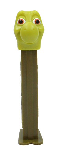 PEZ - Dreamworks Movies - Over the Hedge - Verne the Tortoise