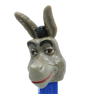 PEZ - Dreamworks Movies - Shrek - Donkey - Normal Head