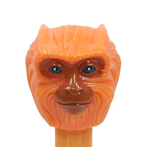PEZ - Movie and Series Characters - Golden Compass - Golden Monkey