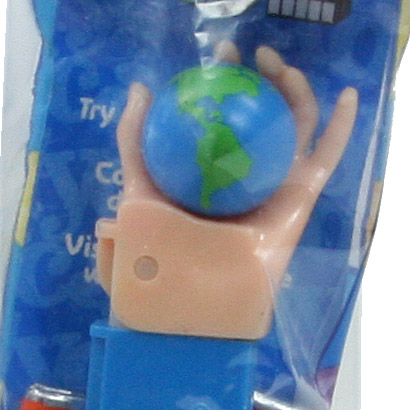 PEZ - Miscellaneous - Earth Hand