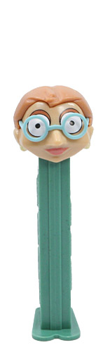 PEZ - Animated Movies and Series - Mr. Bean - Irma Gobb