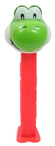 PEZ - Animated Movies and Series - Nintendo - Yoshi - A