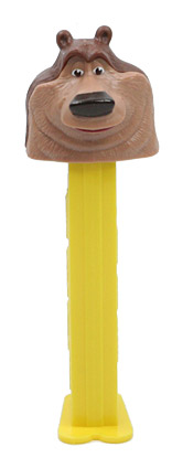 PEZ - Animated Movies and Series - Open Season - Boog