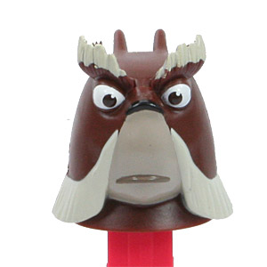 PEZ - Animated Movies and Series - Open Season - McSquizzy