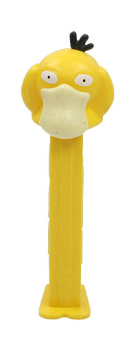 PEZ - Animated Movies and Series - Pokémon - Psyduck