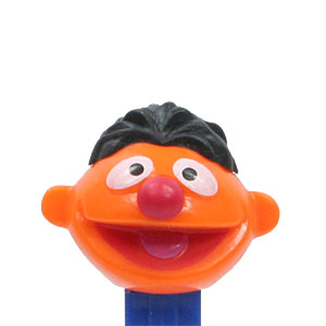 PEZ - Animated Movies and Series - Sesame Street - Ernie