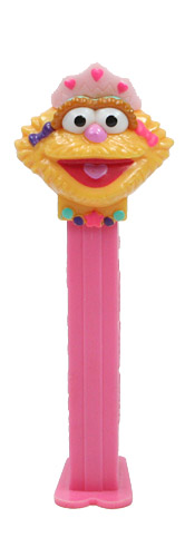 PEZ - Animated Movies and Series - Sesame Street - Zoe