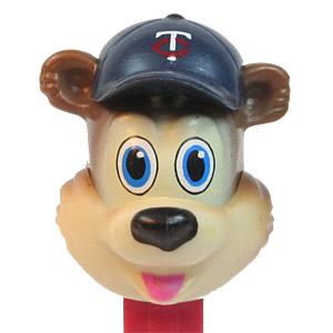 Minnesota Twins  Baseball /& Bear Pez