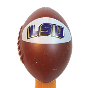 PEZ - Football - Louisiana State University Football