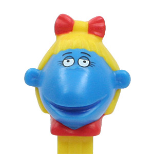 PEZ - Animated Movies and Series - Tweenies - Bella