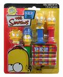 PEZ - Simpsons Package
