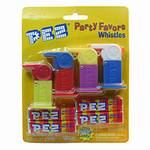PEZ - Coach Whistles Package