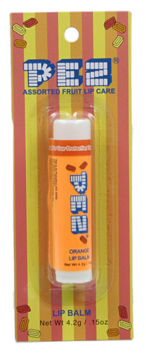 PEZ - Lip Balm & Gloss - Lip Balm - Lip Balm - Orange