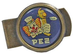 PEZ - Miscellaneous (Non-Dispenser) - Money Clip