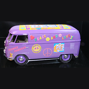 PEZ - Miscellaneous (Non-Dispenser) - Peace Van