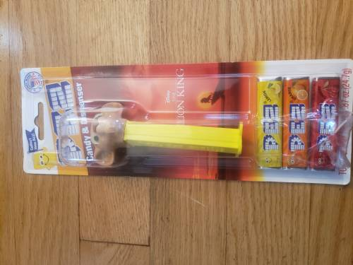 PEZ - PEZ Activity Pack - Lion King - Nala