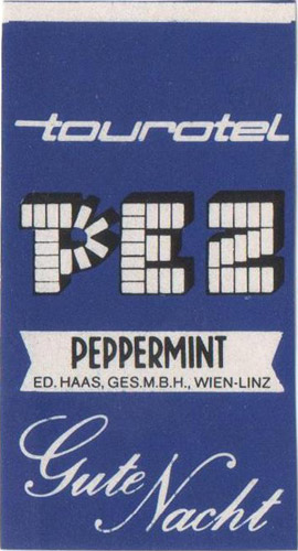 PEZ - Commercial - Tourotel - C/E 02