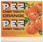 PEZ - Fruit Orange F-Y 06