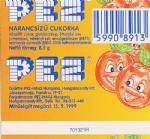 PEZ - Smiling Fruit Orange SF-H 03