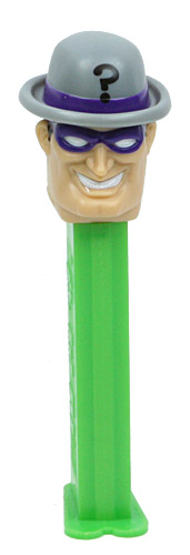 PEZ - Super Heroes - Batman and Villains - Riddler