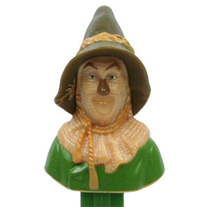 PEZ - Movie and Series Characters - Wizard of Oz - Scarecrow