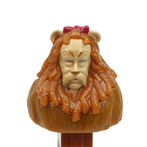 PEZ - Movie and Series Characters - Wizard of Oz - Cowardly Lion