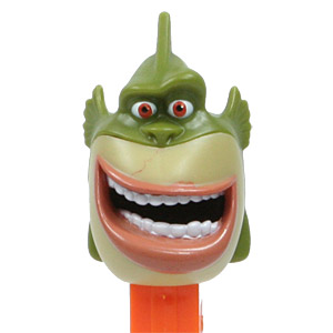 PEZ - Dreamworks Movies - Monsters vs Aliens - Missing Link