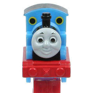 PEZ - Thomas and Friends - Thomas - Blue #1