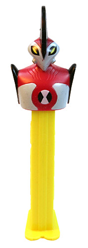 PEZ - Animated Movies and Series - Ben 10 - Waybig