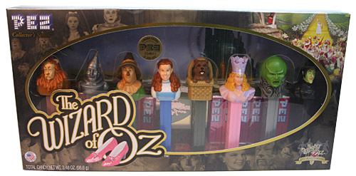 PEZ - Movie and Series Characters - Wizard of Oz - Collectors Set