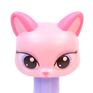 PEZ - Movie and Series Characters - Littlest Pet Shop - Cat