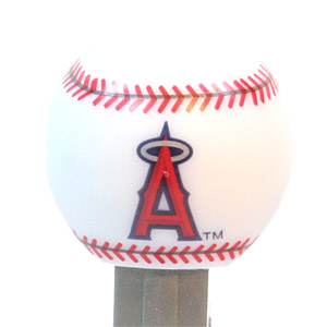 PEZ - MLB Balls - Ball - Los Angeles Angels of Anaheim