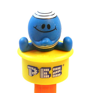 PEZ - Mr. Men - Click'n'Play - Mr. Bump
