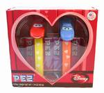 PEZ - Lightning McQueen and Sally Heart Set A
