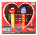 PEZ - Lightning McQueen and Sally Heart Set B
