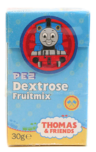 PEZ - Dextrose Packs - Thomas & Friends