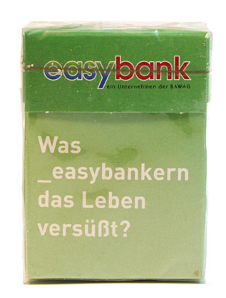 PEZ - Dextrose Packs - Advertising Packs - easybank