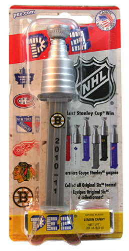 PEZ - Sports Promos - NHL - Stanley Cup - Boston Bruins