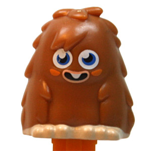 PEZ - Animated Movies and Series - Moshi Monsters - Furi