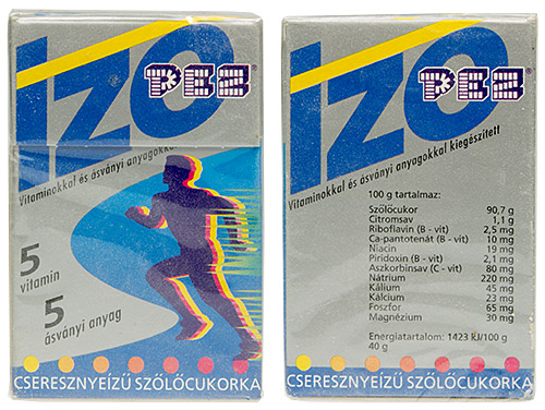 PEZ - Dextrose Packs - IZO 1 runner