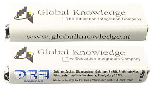 PEZ - Commercial - Global Knowledge - C/E 19