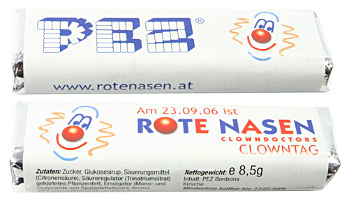 PEZ - Commercial - Rote Nasen