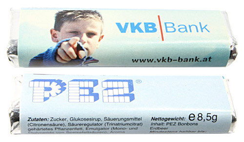 PEZ - Commercial - VKB Bank